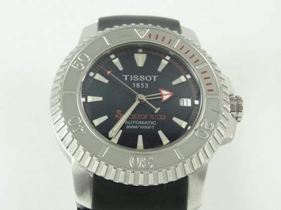 Relógio Tissot Seastar 1000 Automático - A464/564 Original