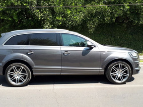 Audi Q7 Blindada 2012 4.2 Turbo Diesel, Blindada Nivel 3plus