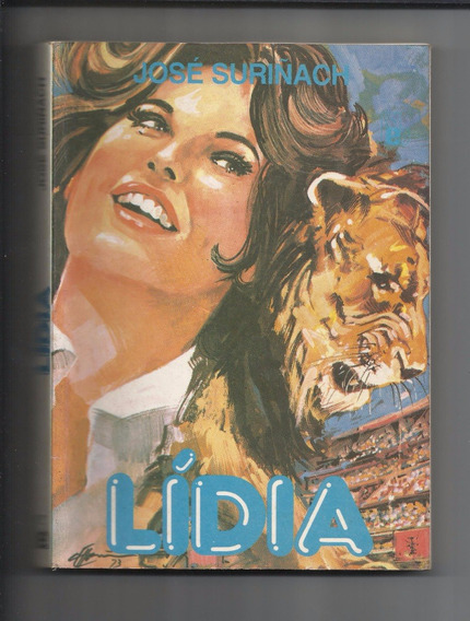 Livro: Lídia - Romance Espírita - José Suriñach