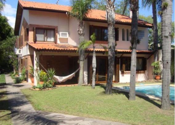 Casa Em Ipanema Com 3 Dormitórios - Lu23635
