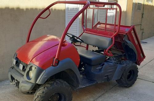 Kawasaki Mule 610 4x4  Cuatriciclo Utv