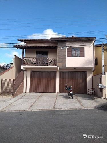 Casa Com 3 Dormitórios À Venda, 196 M² Por R$ 480.000,00 - Caio Junqueira - Poços De Caldas/mg - Ca0475
