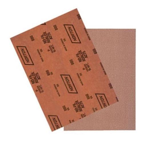 Lixa A Seco A275 Gr-400 230x280 Pt50 - Norton