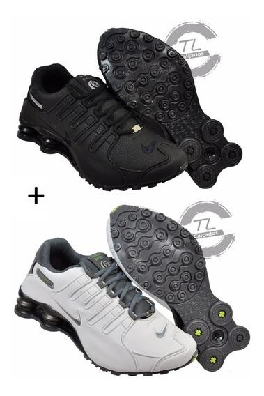 Tênis Nike Sxhox Nz 4 Molas Promoção Kit 2 Pares Original