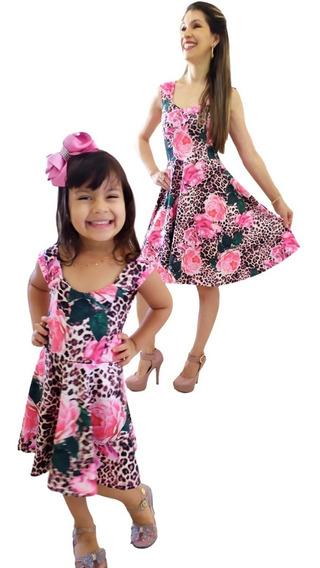 Vestidos Tal Mãe Tal Filha Combinando