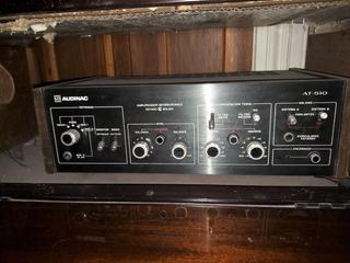 Amplificador Sonido