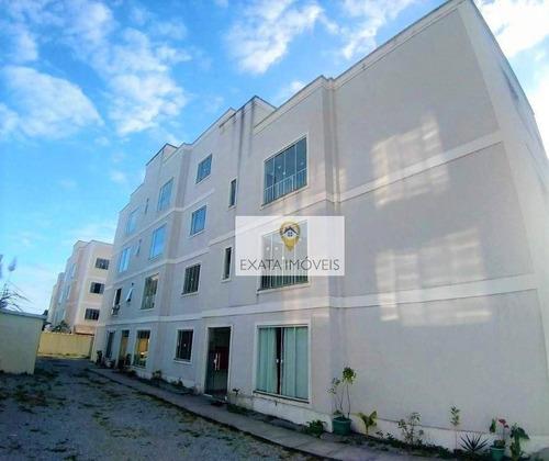 Imagem 1 de 23 de Apartamentos 2 Quartos, Na Enseada Das Gaivotas, Rio Das Ostras! - Ap0493