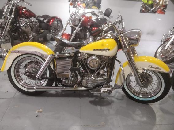 Harley Davidson Para Conocedores Electra Glide 1965