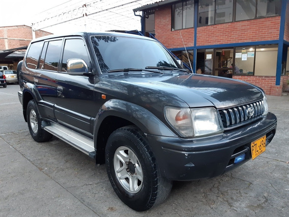 Toyota Prado Blindaje 2plus
