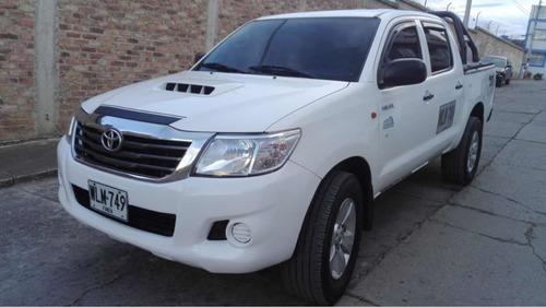 Toyota 2015 Hilux 4x4 Diesel Eur