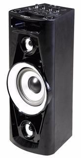 Parlante Portátil Stromberg Mega 10 Bluetooth Sd Usb 40w *