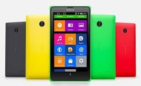 Celular Nokia X Dual Desbloqueado.