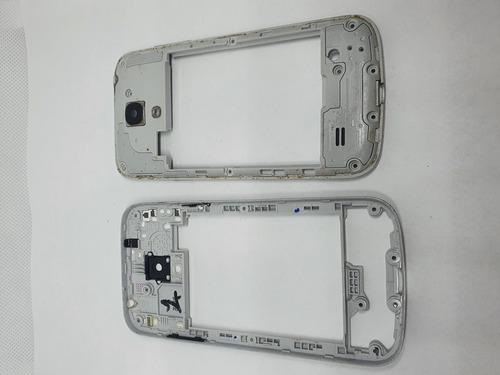 Carcaza Chasis Samsung S4 Mini Botones Usado Repuesto Origin