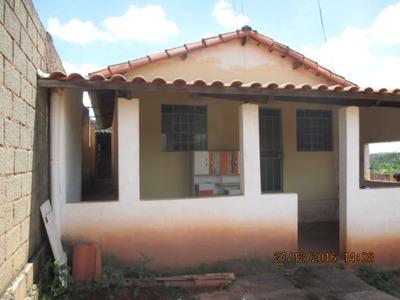 Casa Com 3 Quartos Para Comprar No São Paulo Em Divinópolis/mg - 2577