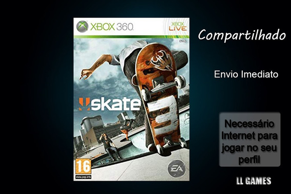 Skate 3 Xbox 360 Mídia Digital