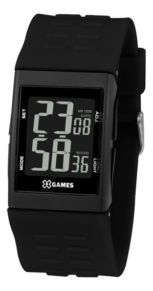 Relógio X-games Masculino Digital Xgppd123 Pxpx Quadrado