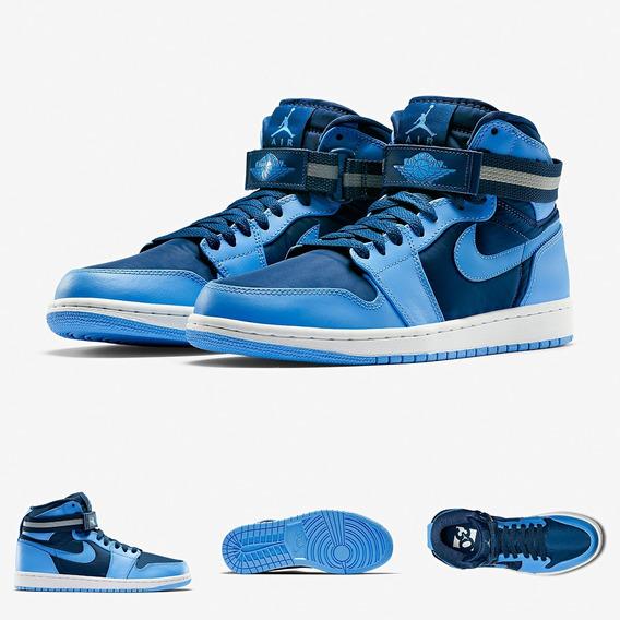 Polvos Azules Zapatillas Jordan Originales Hombres Ropa y