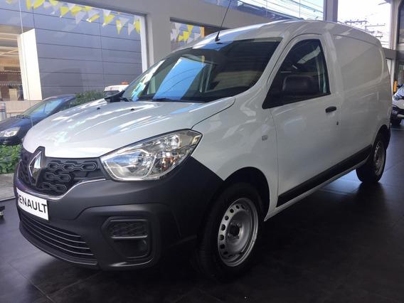 Renault New Kangoo 2021! Lista Para Trabajar