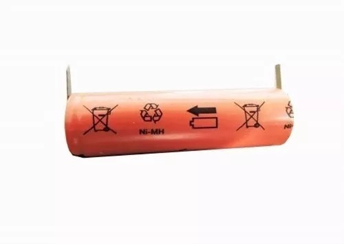 5 X Pilha Bateria 1.2v Recarregavel Aa 1200mah Maquina