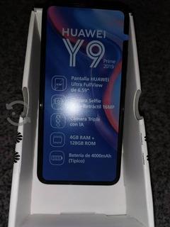 Huawei Y9 Prime 164gb 2019 Nuevo Desbloqueado Con Garantia