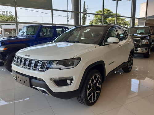 Jeep Compass Limited Plus  2.0l Td At9 2021