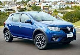 Renault Sandero Intens 1.6 2020 Contado Financiad Permuta #r