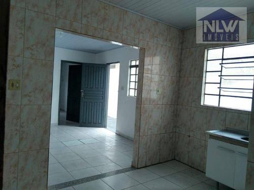Imagem 1 de 12 de Casa Com 2 Dormitórios À Venda, 190 M² Por R$ 380.000,00 - Vila Buenos Aires - São Paulo/sp - Ca0168