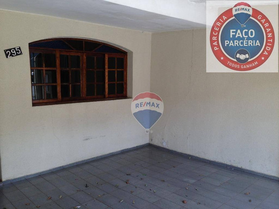 Casa Comercial À Venda, Centro, Nova Odessa - Ca0054. - Ca0054