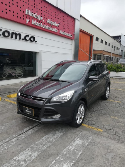 Ford Escape Se 2.0 At 4x4 Gris Metalico 2016