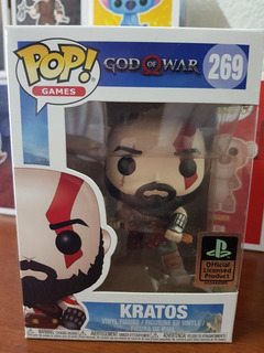 Funko Pop Kratos God Of War