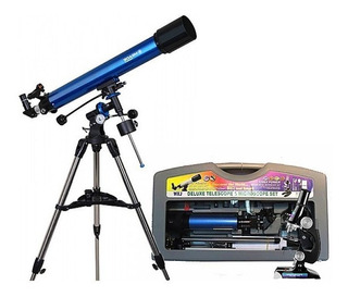 Telescopio 90x + Microscopio 1200x Helios Microcentro Lelab