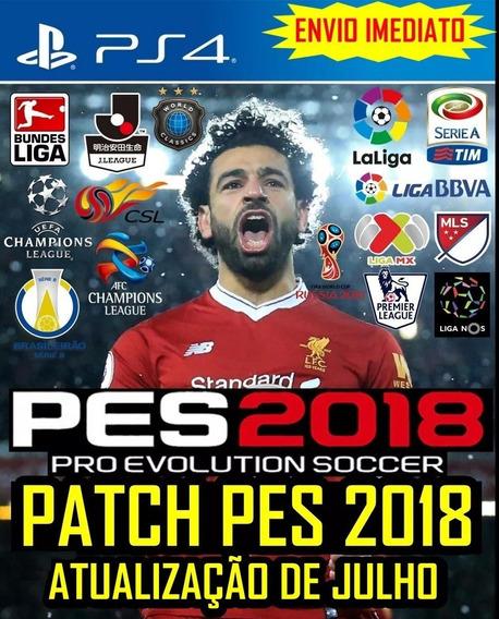 Option File Patch Pes 2018 Atualização Brasileirão A&b 2018