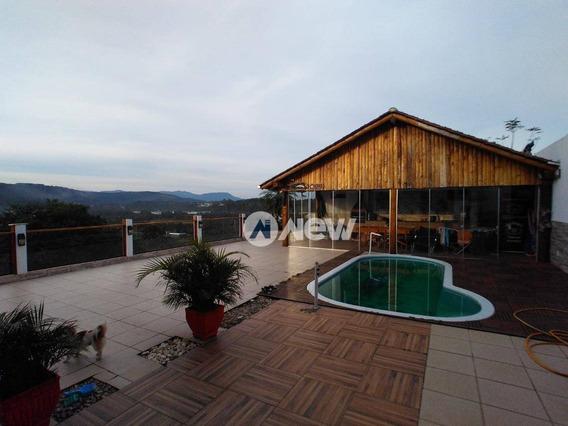 Casa Com 3 Dormitórios À Venda, 300 M² Por R$ 950.000 - Imigrante - Campo Bom/rs - Ca2893