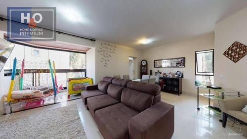 Imagem 1 de 27 de Apartamento Com 4 Dormitórios À Venda, 110 M² - Bosque Da Saúde - São Paulo/sp - Ap2452