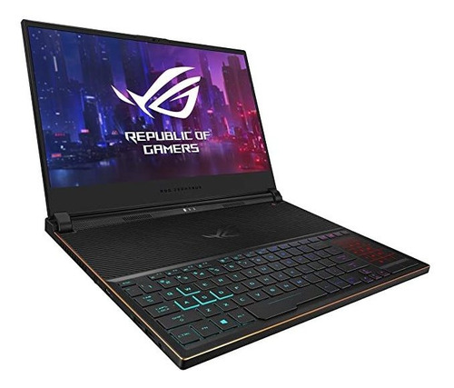Renovada) Asus Rog Zephyrus S Ultra Slim Gaming Laptop 15.6