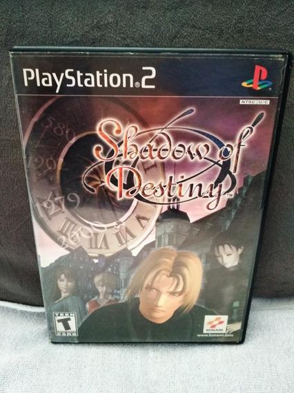 Shadow Of Destiny Completo Original Ps2