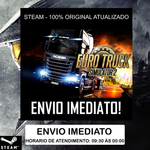 Euro Truck Simulator 2 Steam Pc Cd Key