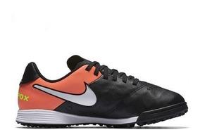 Oferta Tenis Futbol Rapido Nike Tiempo Legend Tf Jr