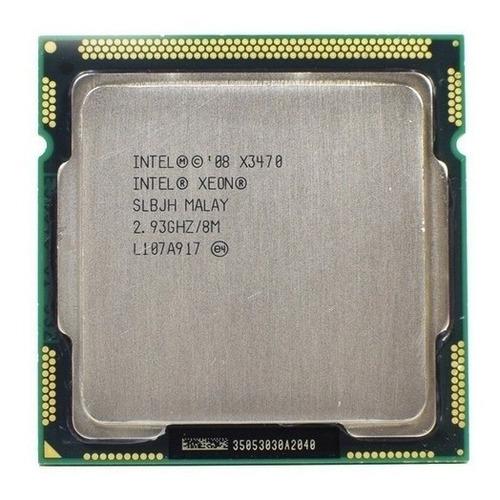 Core I7 870 = X3470 Quad Core 3.60ghz 1156 Promoção!