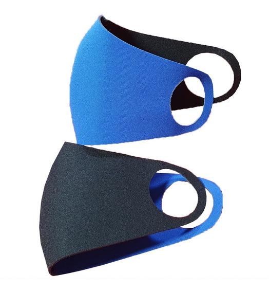 Máscaras Ninja Anti Poeira Lavável Neoprene Original Mk02