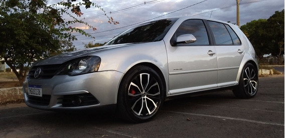Volkswagen Golf 2008 1.6 Sportline Total Flex 5p