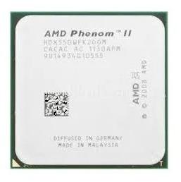 Processador Hdx550 Phenom Il X2 Socket Am+ Am3 3100