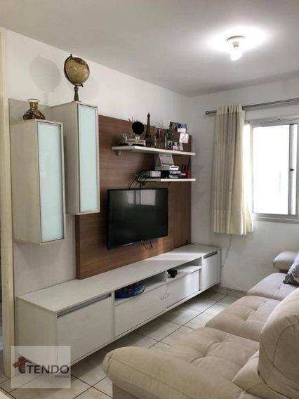 Apartamento 55 M² - 2 Dormitórios - Assunção - São Bernardo Do Campo/sp - Ap0766