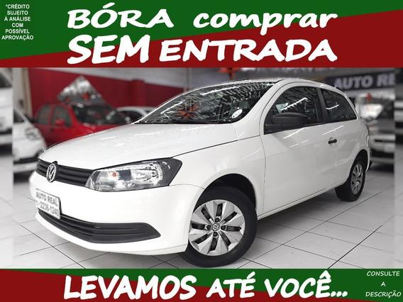 Gol 1.0 City 2p / Direção E Ar Condicionado / Carro Barato