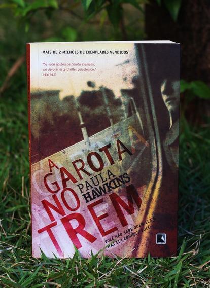 Livro A Garota No Trem - Paula Hawkins