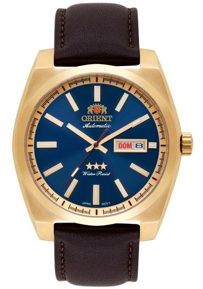 Relógio Orient Automático 469gp069 D1nx Original Nota Fiscal
