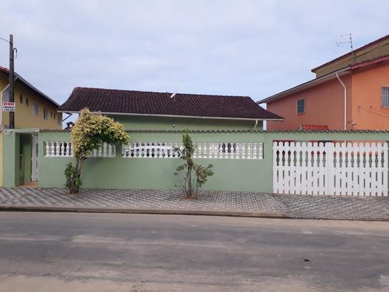 Linda Casa Á Venda Em Mongaguá!!! Ref. Ca0080