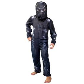 Disfraz De Pantera Negra Original New Toy