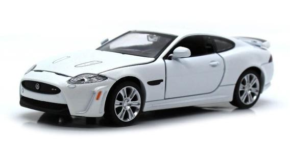 Jaguar Xxr-s California Action 1:32 (fricção C/ Luz E Som)