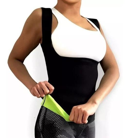 Musculosa Reductora Dama. Tecnología Neotex+ Oferta Especial